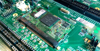 Toradex Colibri iMX7 in evaluation board